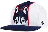 Zephyr Connecticut Huskies Gridiron Snapback Cap