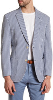 James Tattersall Checkered Sport Coat