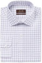 Tasso Elba Men's Classic-Fit Tattersall Dress Shirt, Only at Macy's