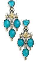 Konstantino Women's 'Iliada' Double Chandelier Earrings