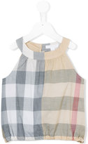 Burberry sleeveless top - kids - Cotton - 6 yrs