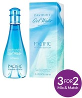 Davidoff Cool Water Woman Pacific Summer Edition 2017 EDT 100ml