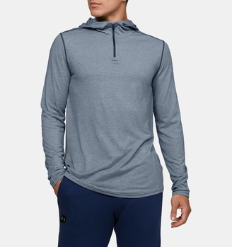 Under Armour Men's UA Threadborne Knit Fitted Hoodie