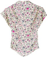 Isabel Marant floral-print blouse