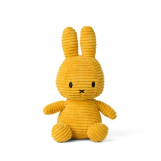 Miffy Classic Soft Toy - pink - Yellow/Yellow/Pink