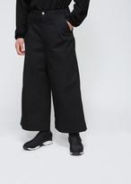 SASQUATCHfabrix. Black Baggy Denim Pants