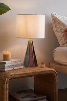 Urban Outfitters Gabriella Stained Glass Table Lamp