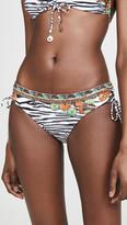 Camilla Printed Bikini Bottom