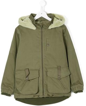 Andorine Hooded Parka Jacket