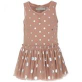 Stella McCartney Babies Pink Dot Dress and Bloomers