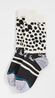 Stance Running Wild Crew Socks