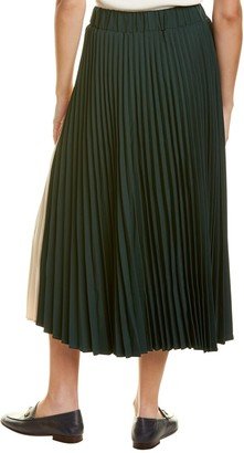 Gracia Colorblock Skirt