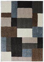 American Rug Craftsmen Mohawk Home Huxley Franklin Woven Rug, 3'4x5'6, Grey/ Black