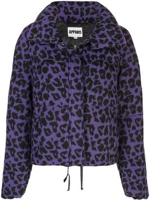 Apparis Paula puffer coat