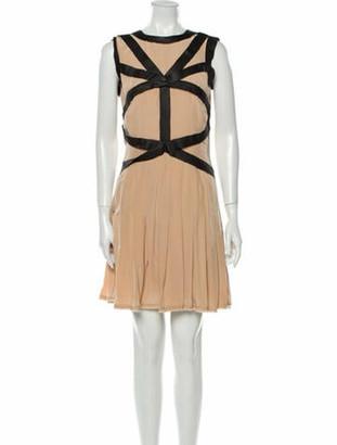 Chanel 2008 Mini Dress Pink