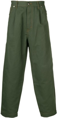 Societe Anonyme Loose-Fit Trousers