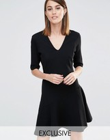 Whistles Felicity Full Skirt Dress (Exclusive)