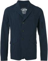 C.P. Company P-lastic water resistant blazer - men - Nylon/Spandex/Elastane - 54