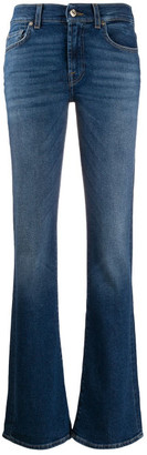 7 For All Mankind Denim Bootcut Jeans