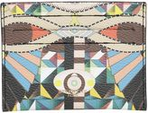 Givenchy Crazy Cleopatra Printed Cardholder