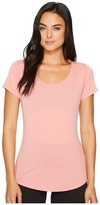 Lucy S/S Workout Tee Women's Workout