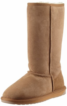 Emu Womens Stinger Hi Boots W10001 Chestnut: 7 UK (40/41 EU)