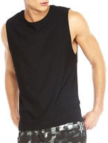 The Upside Men's Stealth Muscle Tank - Black
