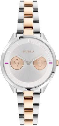 Furla Women's Analogue Quartz Watch with Stainless Steel Strap R4253102507
