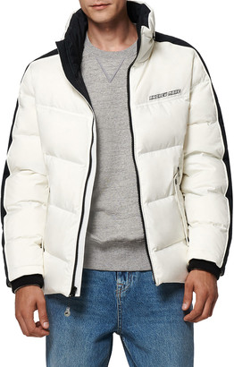 Andrew Marc Men's Ghost Luminescent Puffer Jacket