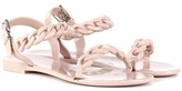Givenchy Jelly Flat sandals