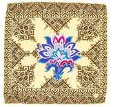 Etro Silk Twill Pocket Square