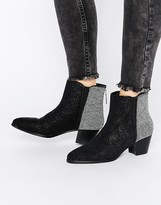 Religion Time Ankle Boots