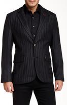 Robert Graham Slattery Tailored Fit Wool Sport Coat