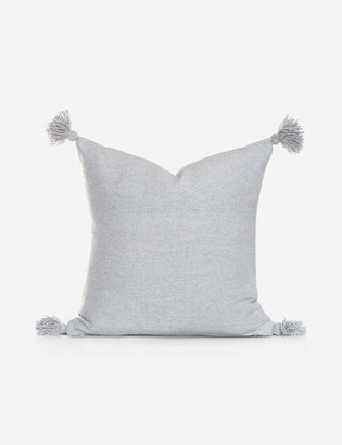 Lulu & Georgia Sami Pillow, Gray