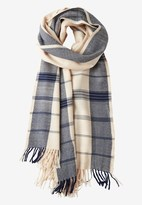 Toast Selvedge Wool Scarf