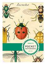 Cavallini & Co. Pocket Notebook Set Insects