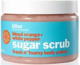 Bliss Sugar Scrub Body Polish- Blood Orange & White Pepper (330g)
