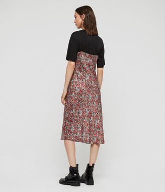AllSaints Hennie Wilde T-Shirt Dress