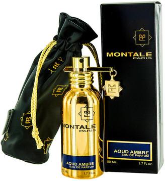 Montale 1.7Oz Aoud Ambre Eau De Parfum Spray