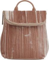 Whistles Mini Verity Velvet Backpack