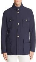 Eleventy Stretch Nylon Hooded Field Jacket - 100% Exclusive