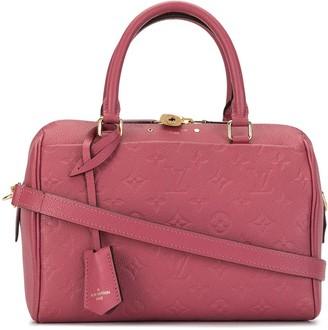 Louis Vuitton 2017 Speedy 25 Bandouliere 2way bag