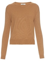 Valentino Long-sleeved cashmere sweater
