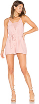 C/Meo Vivid Romper in Pink. - size S (also in )