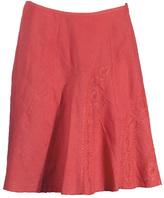Women's Ojai Clothing Embroidered Skirt