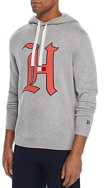 Tommy Hilfiger x Lewis Hamilton Logo Hoodie
