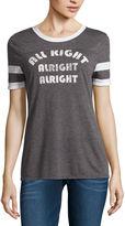 Arizona Short Sleeve T-Shirt-Juniors