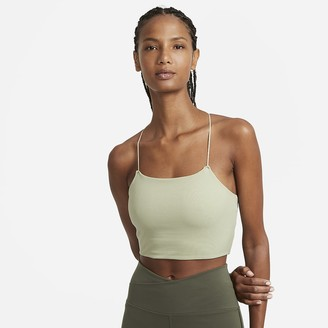 Nike Women's Strappy Camisole Yoga Luxe