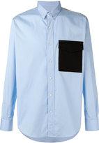 Ami Alexandre Mattiussi large fit shirt - men - Cotton - 36