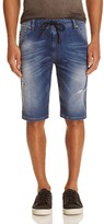 Diesel Kroo JoggJeans Denim Slim Fit Shorts